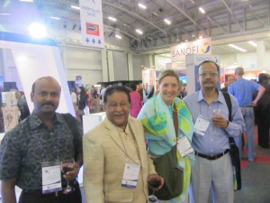 Annabel Meets Dr Cherian and Frontier Lifeline Team in South AFrica