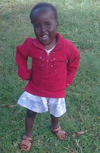 Peniah after her operation